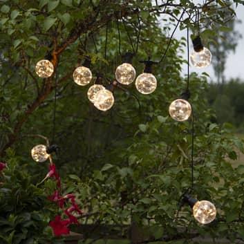LED-Lichterkette Big Circus, Dew Drops, 10-flg.