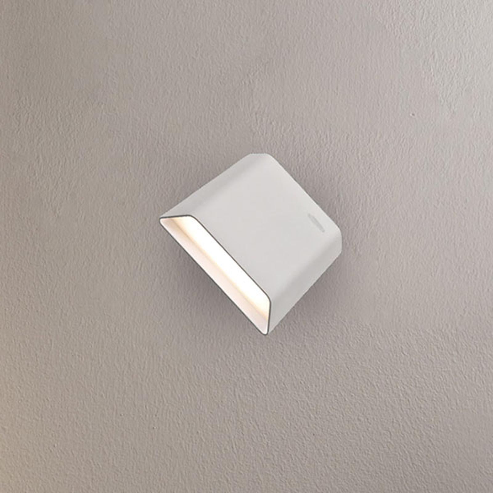 LED-Wandleuchte Biak, dreh- und kippbar, weiß