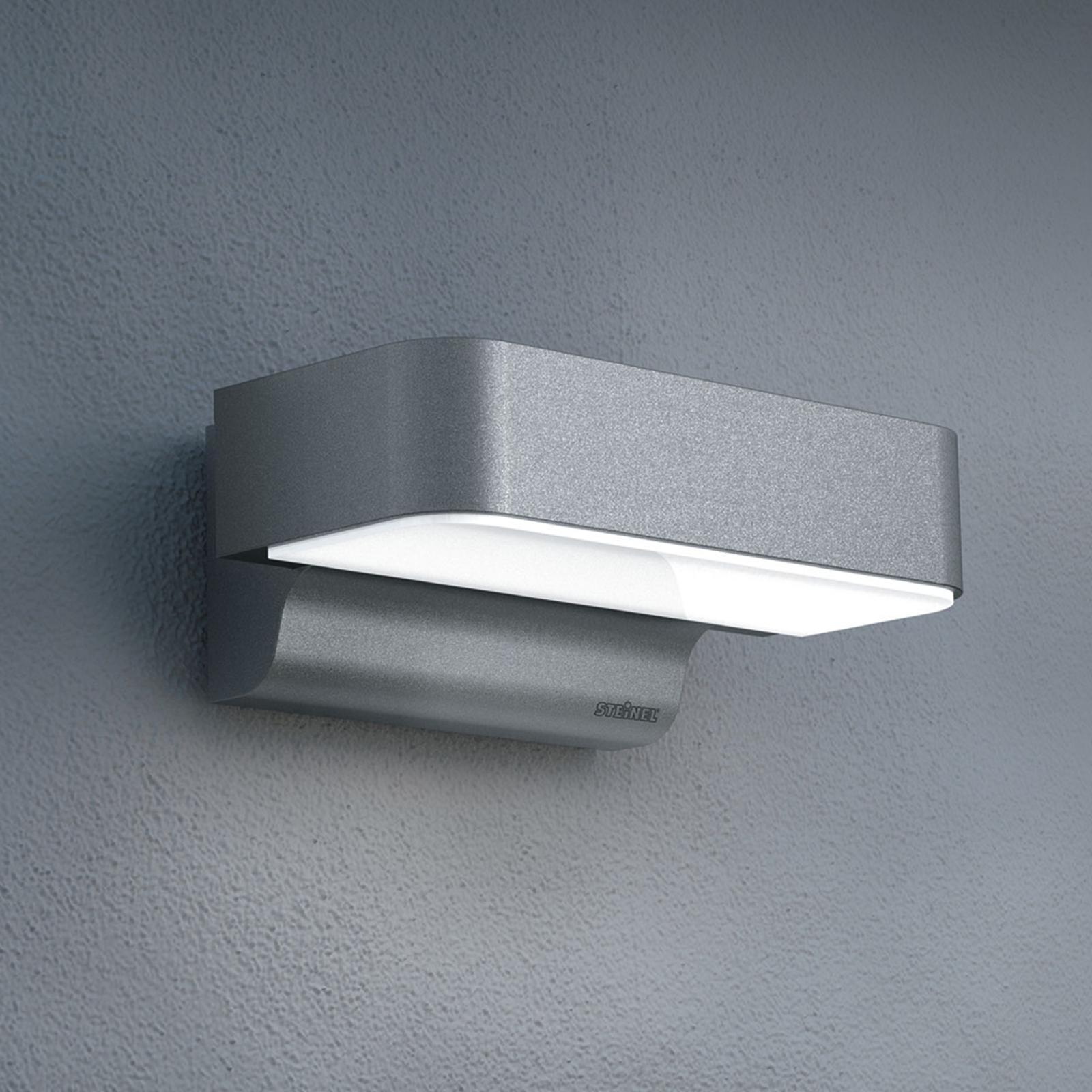 STEINEL L 800 LED iHF væglampe, antracit