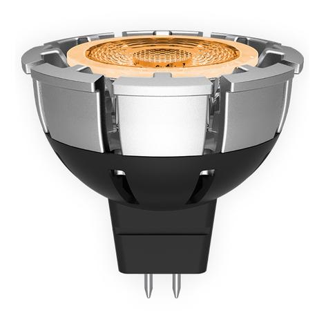 LED-heijastinlamppu GU5,3 7W MR16, himmennettävä