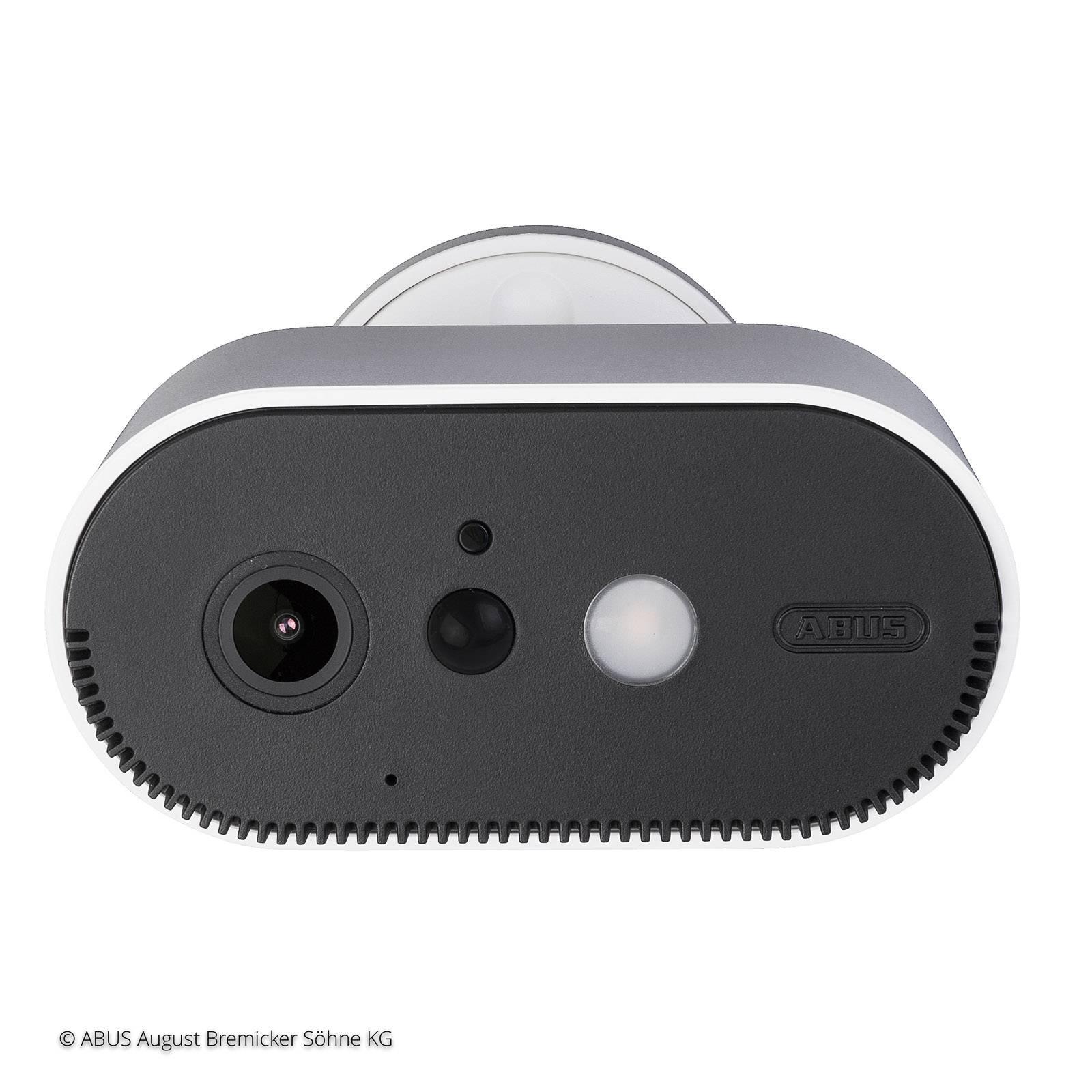 ABUS Akku Außenkamera, kabellos, Zusatz-Kamera