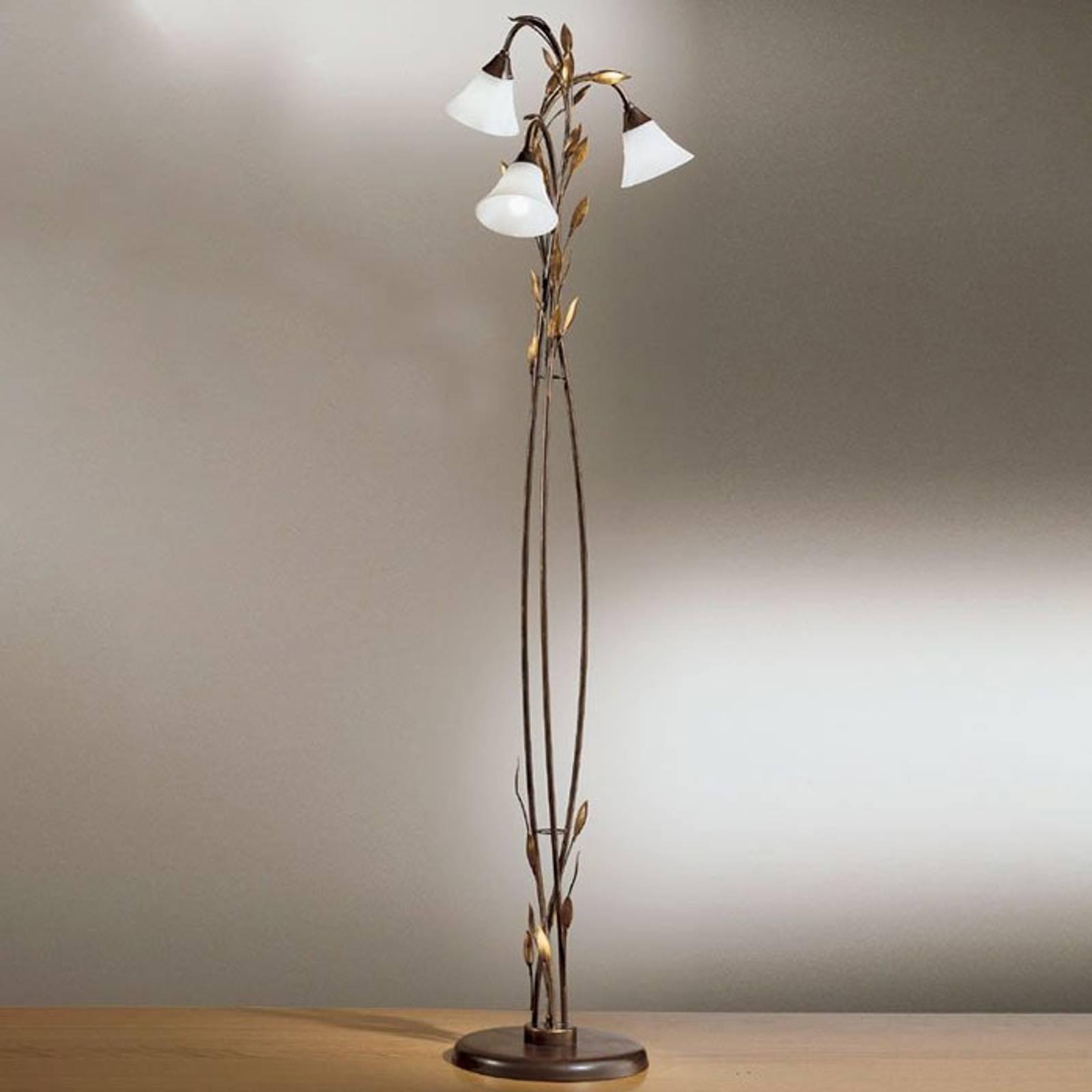 Vloerlamp CAMPANA, 3-lichts