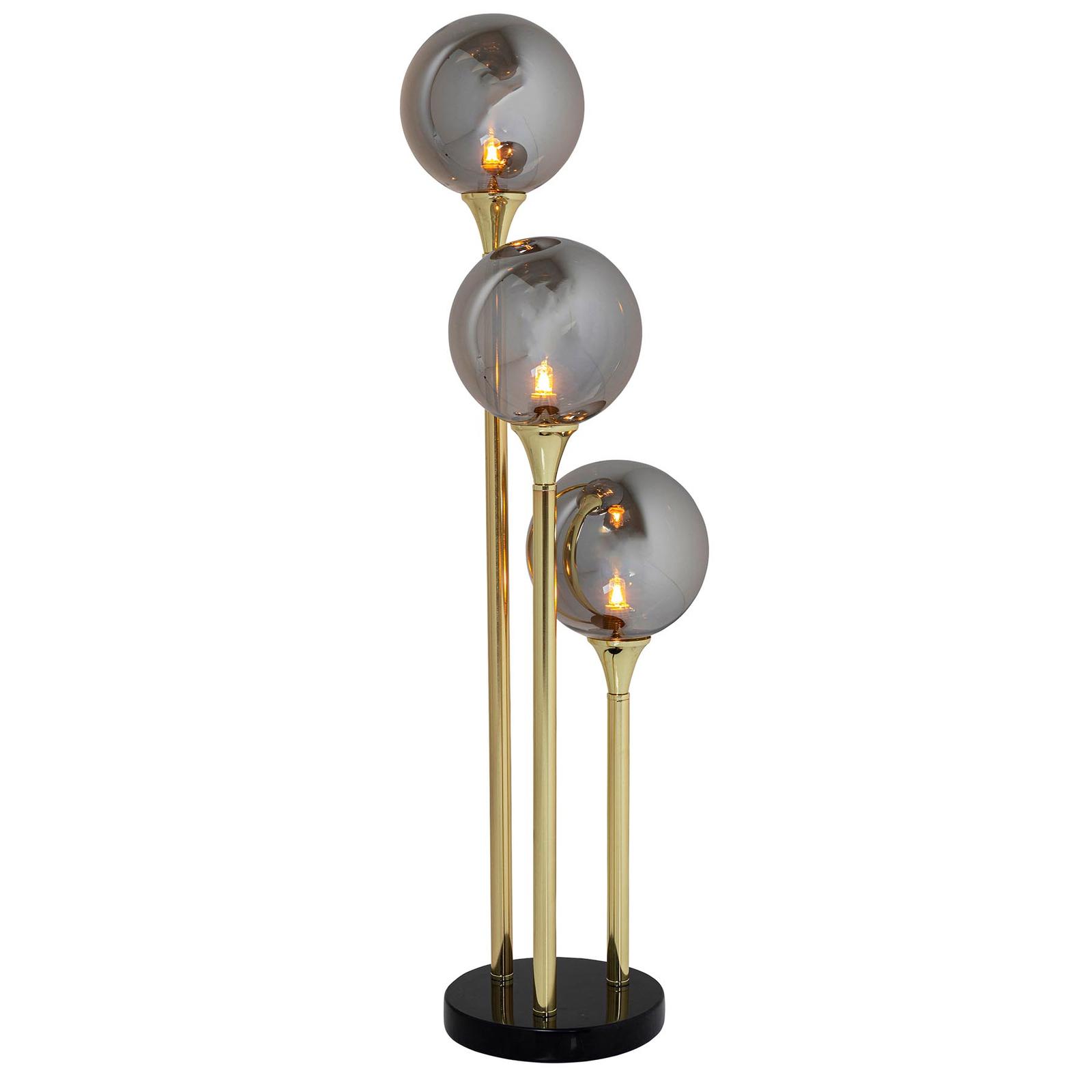 KARE Al Capone Tre lampa podłogowa 3-pkt. 83 cm