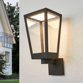 Chaja, kinkiet zewnętrzny LED w formie lampionu