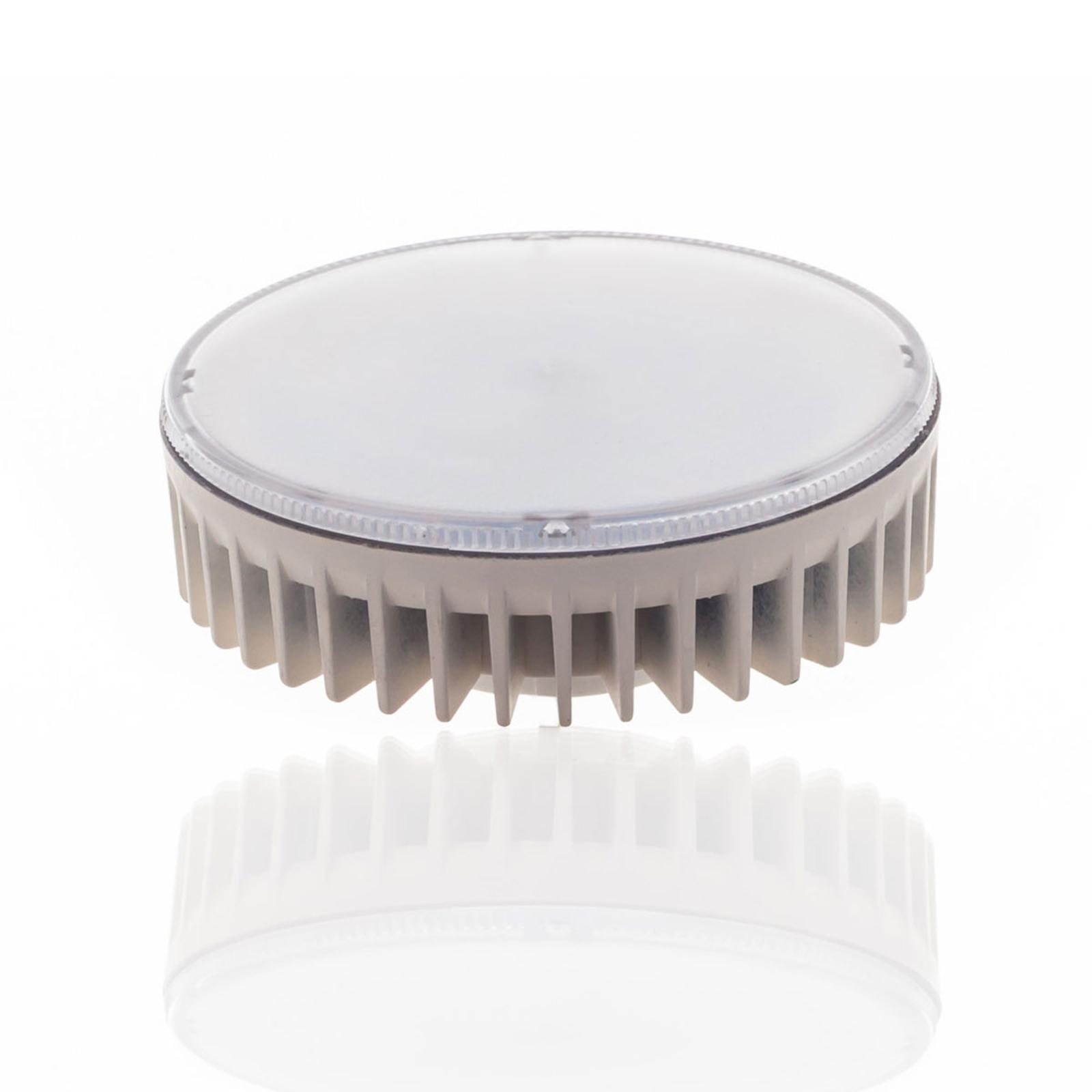 GX53 10W LED-Lampe mit 1.200lm - warmweiß