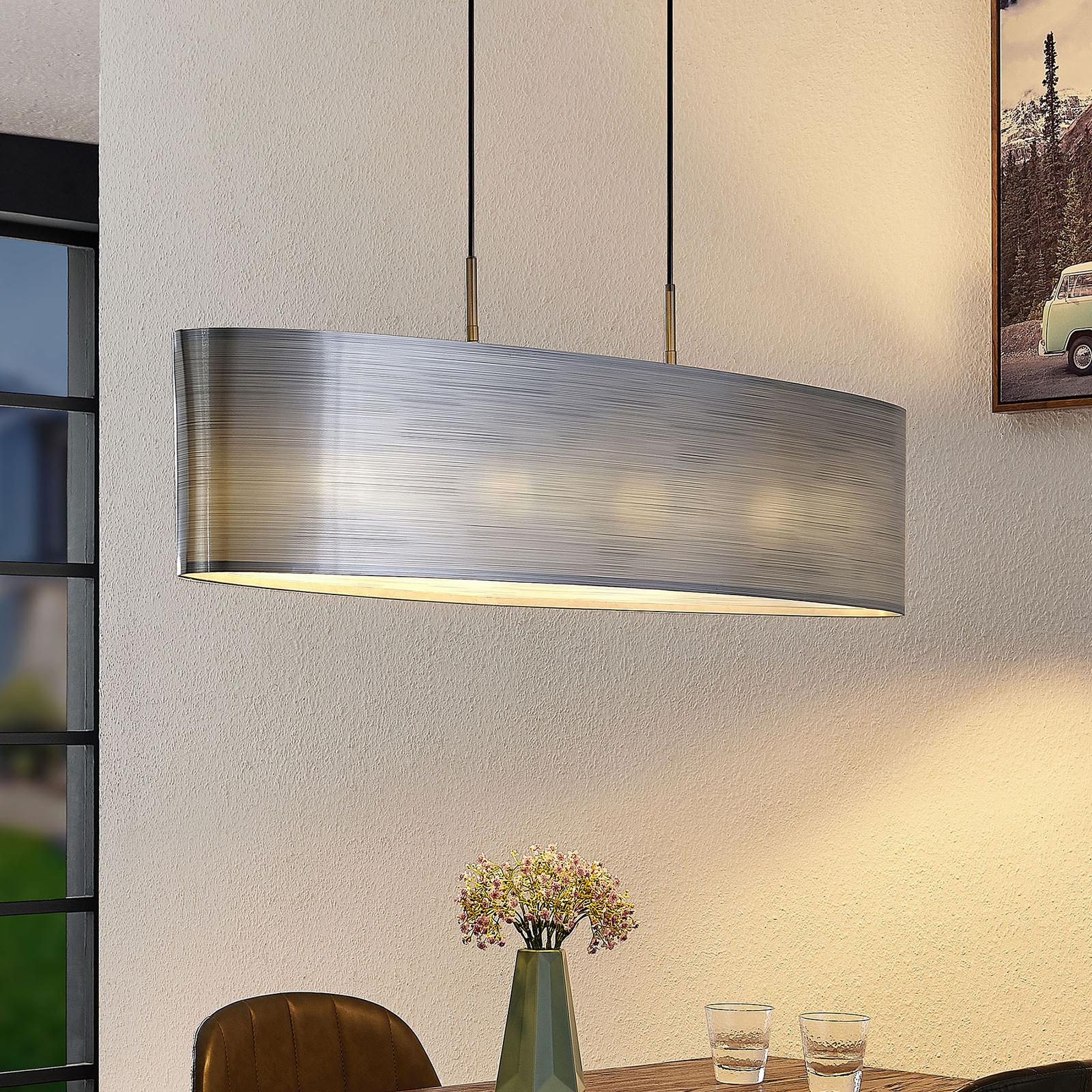 Lindby Dexin hængelampe til spisebord, 4 lyskilder