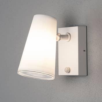 LED-Außenwandstrahler Fano mit Bewegungsmelder