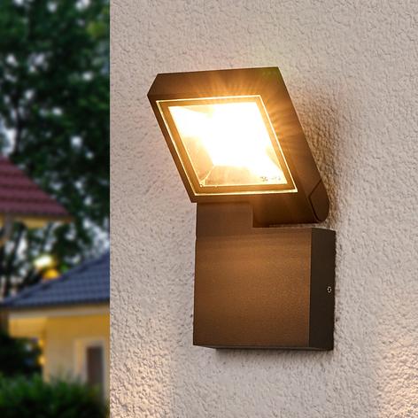 Faretto LED Alijana con testina luminosa mobile