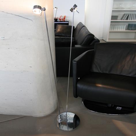 Lámpara de pie flexible PUK FLOOR