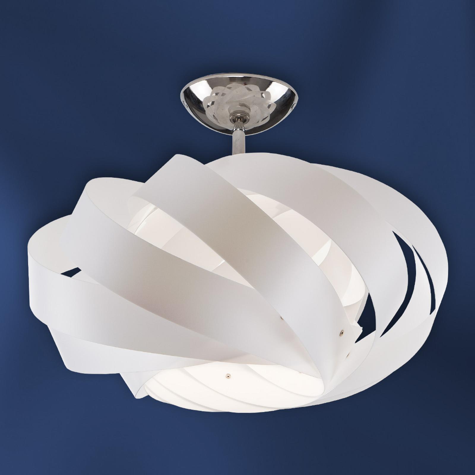 Sky Mini Nest loftlampe, krom