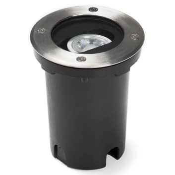 Inbouwvloerlamp Ground spot variabel instelbaar