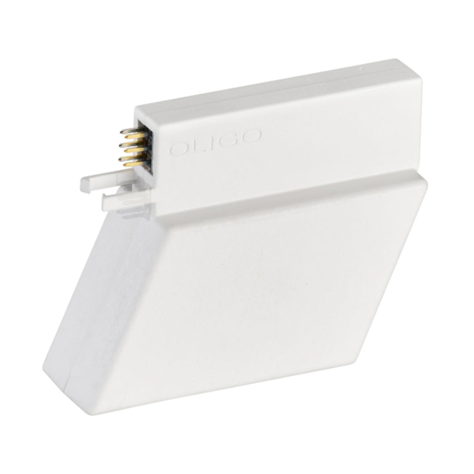 Oligo SMART. HomeMatic adapter radiowy biały