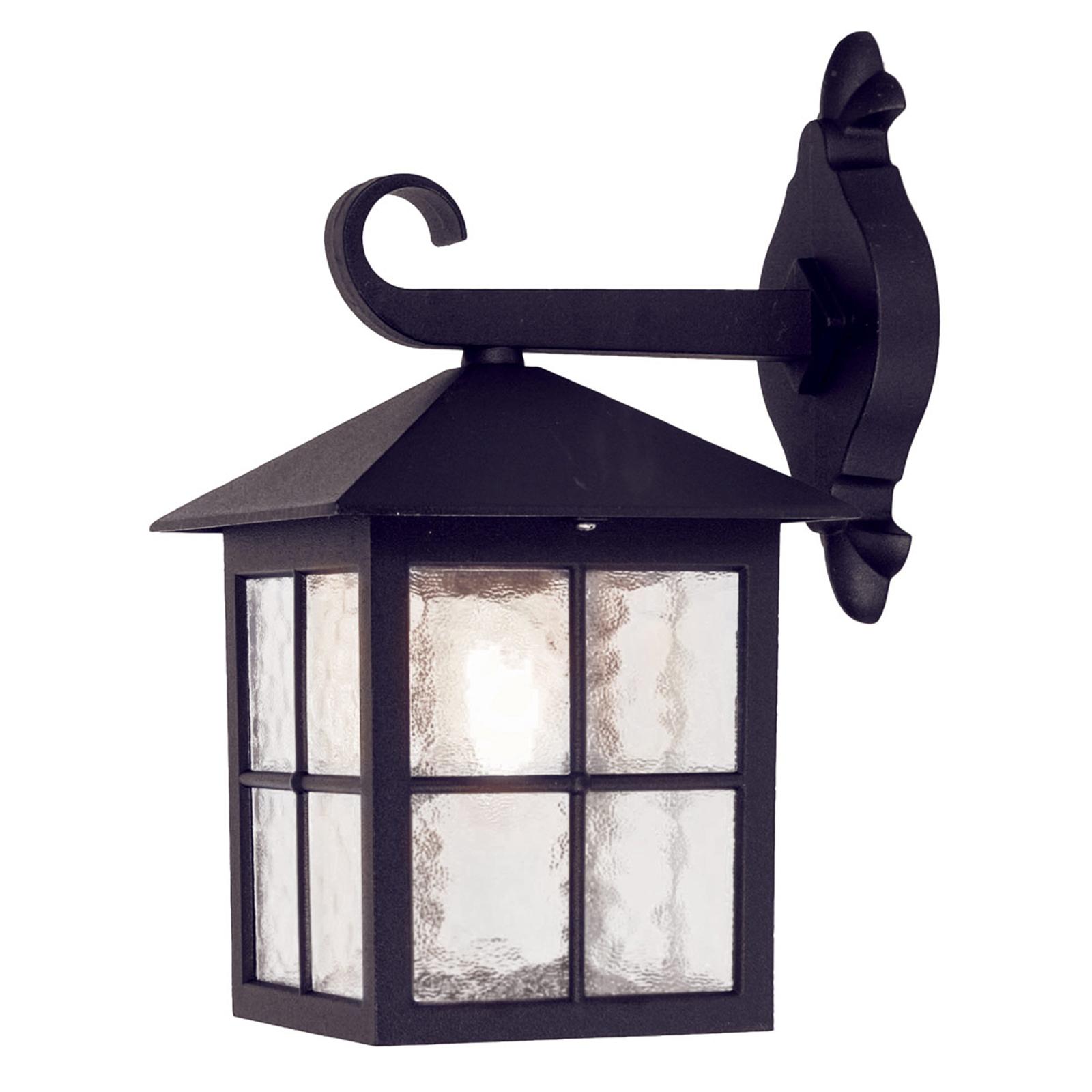 Buitenwandlamp Winchester BL18, lantaarn onder