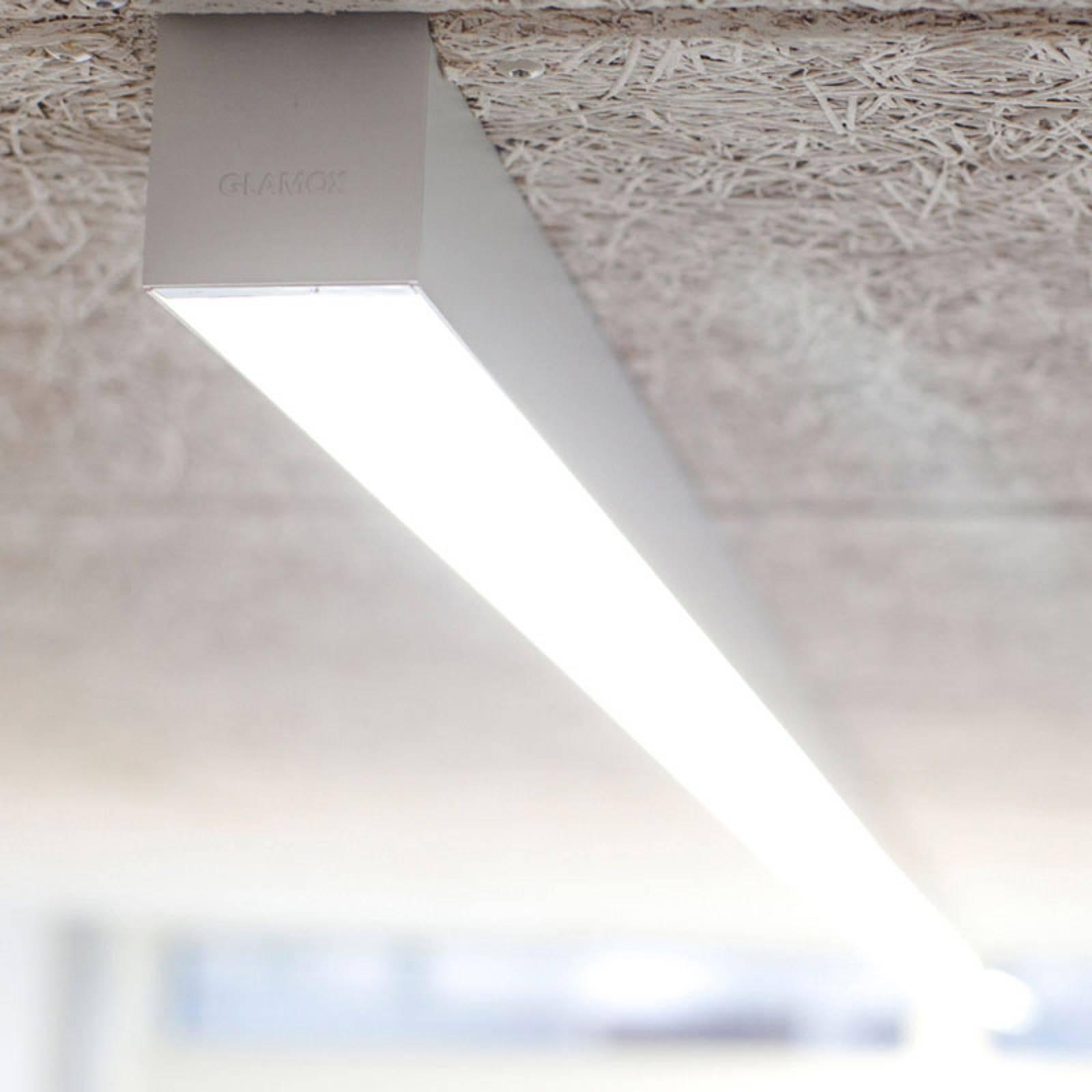 LED-Deckenleuchte C80-SR HF 830 3.711lm 338cm