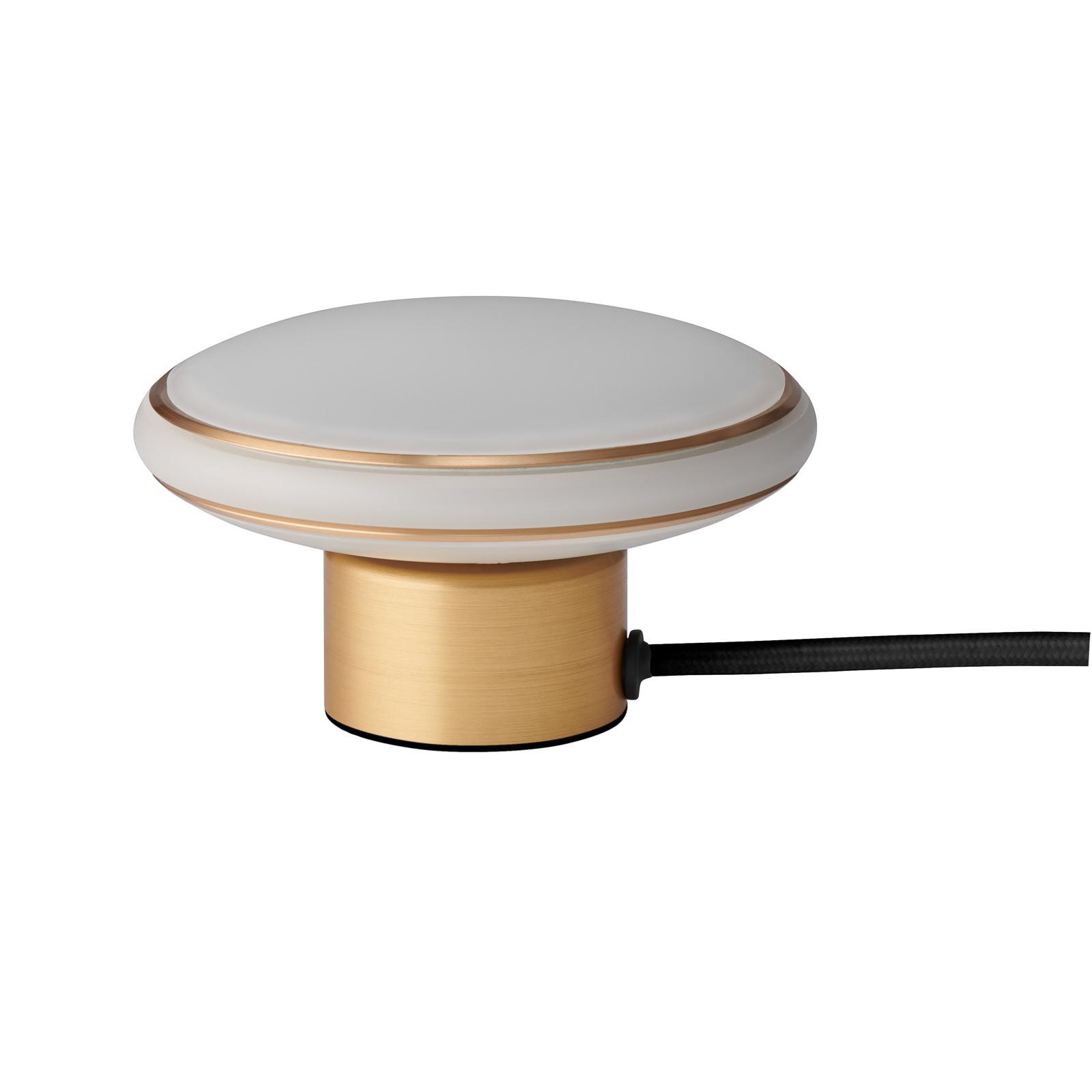 Shade ØS1 mini bord ringer messing kabel svart