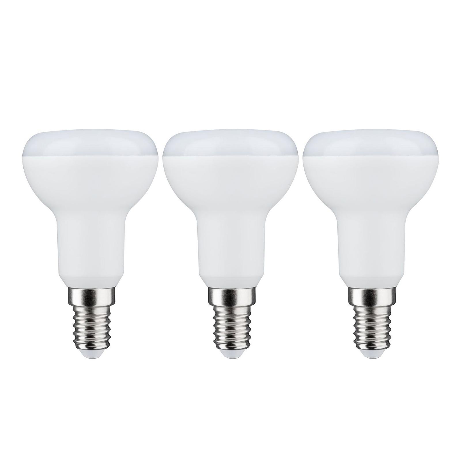 Paulmann LED-Reflektor E14 5,5W 2.700K 3er-Pack