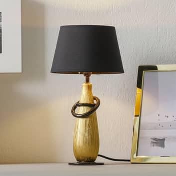 Moderní keramická stolní lampa Thebes