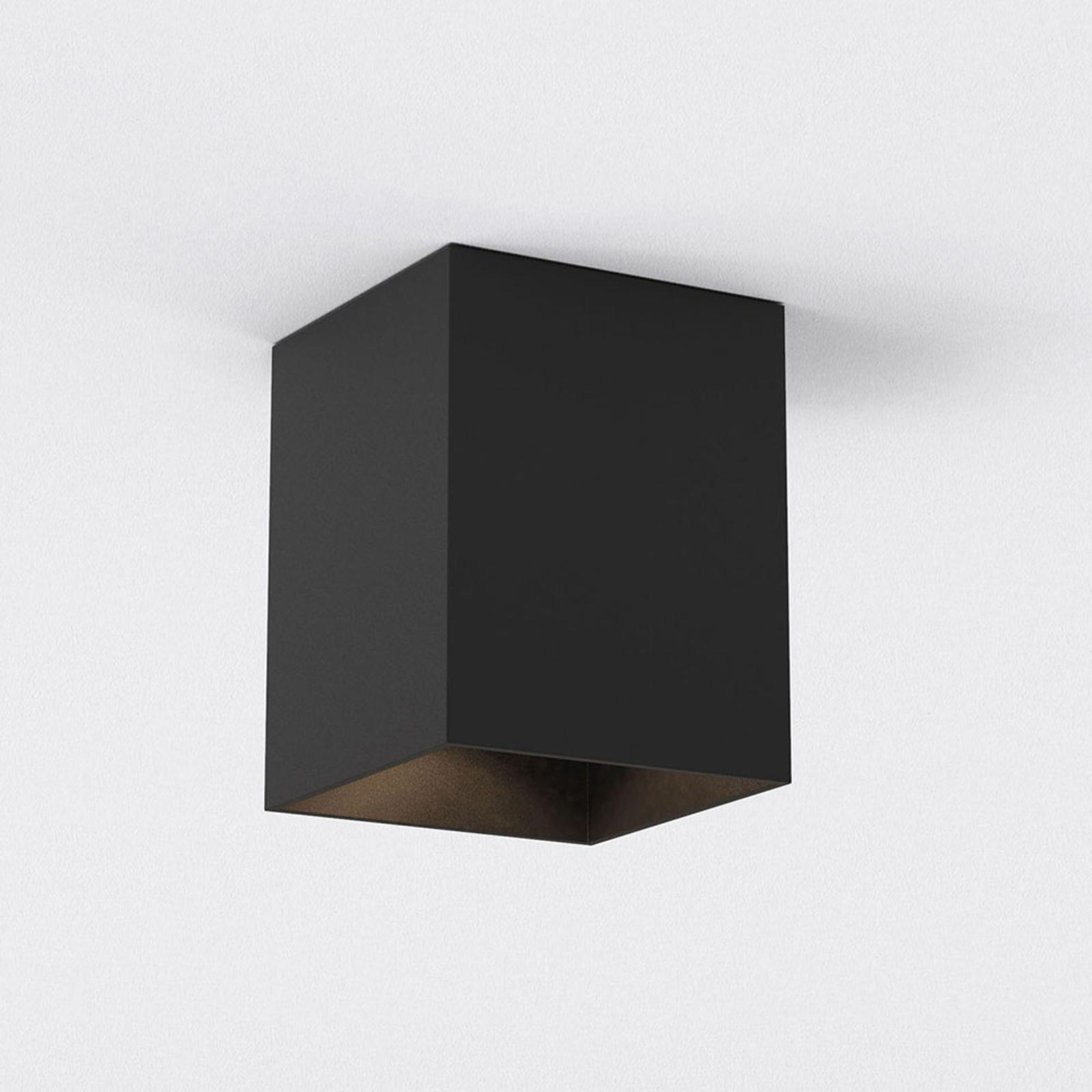 Astro Kinzo 140 LED plafondlamp, zwart