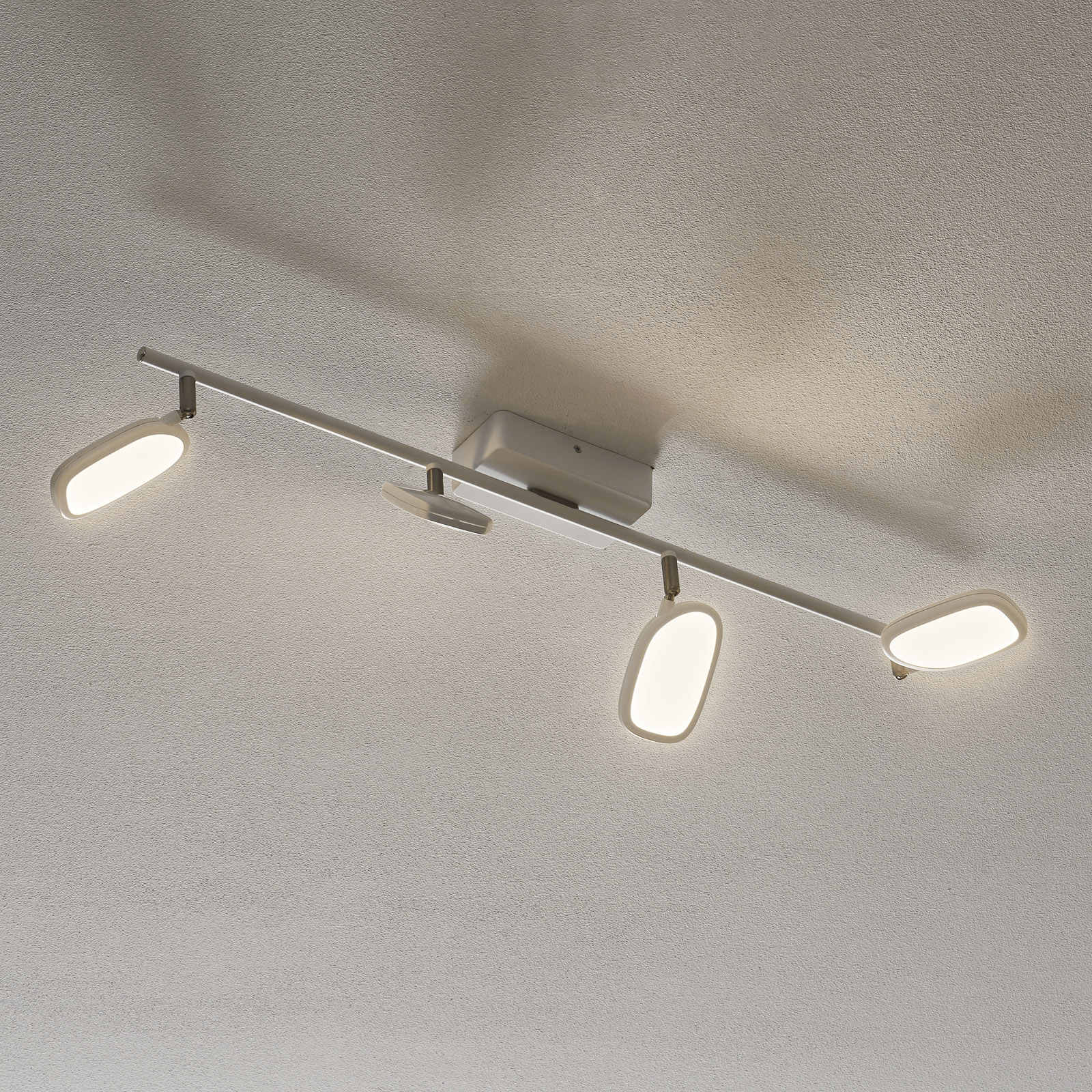 EGLO connect Palombare-C LED-loftlampe, 4 lysk.