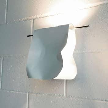Knikerboker Stendimi LED-vägglampa, vit