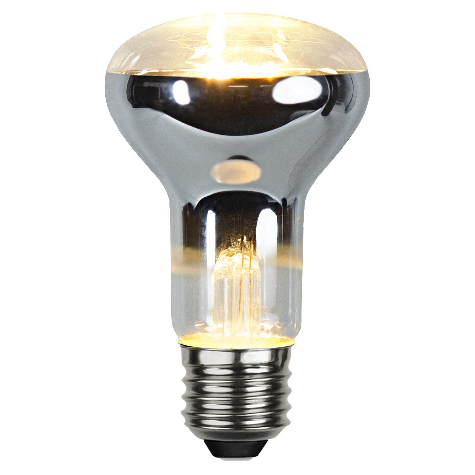 LED-reflektor E27 R63 4 W 2700 K klar