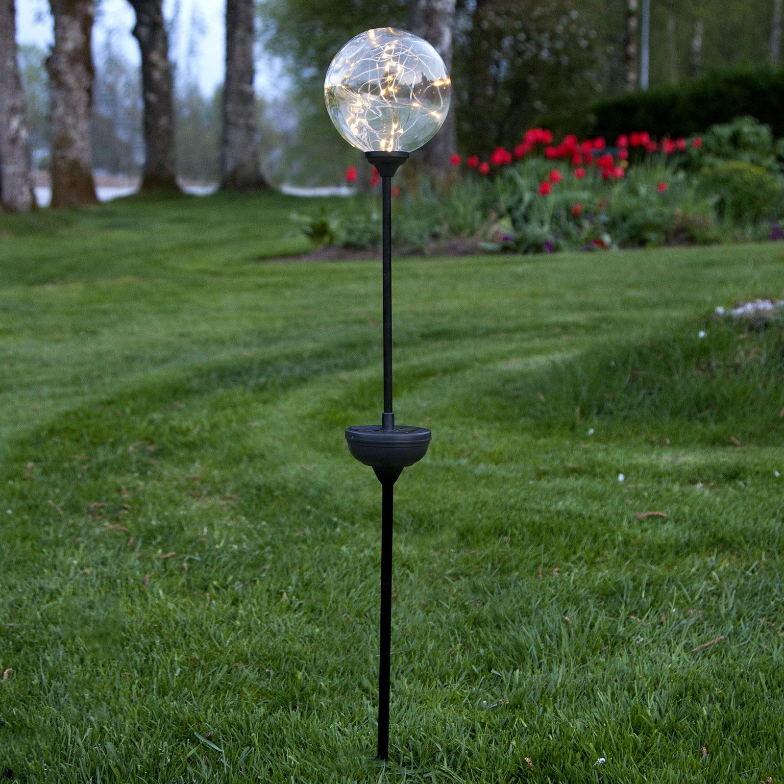 Acquista Lampada LED solare Glory, picchetto