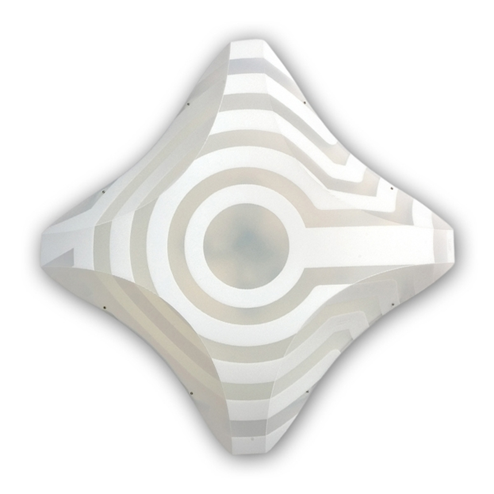 Slamp Venti design plafondlamp, 54x54 cm