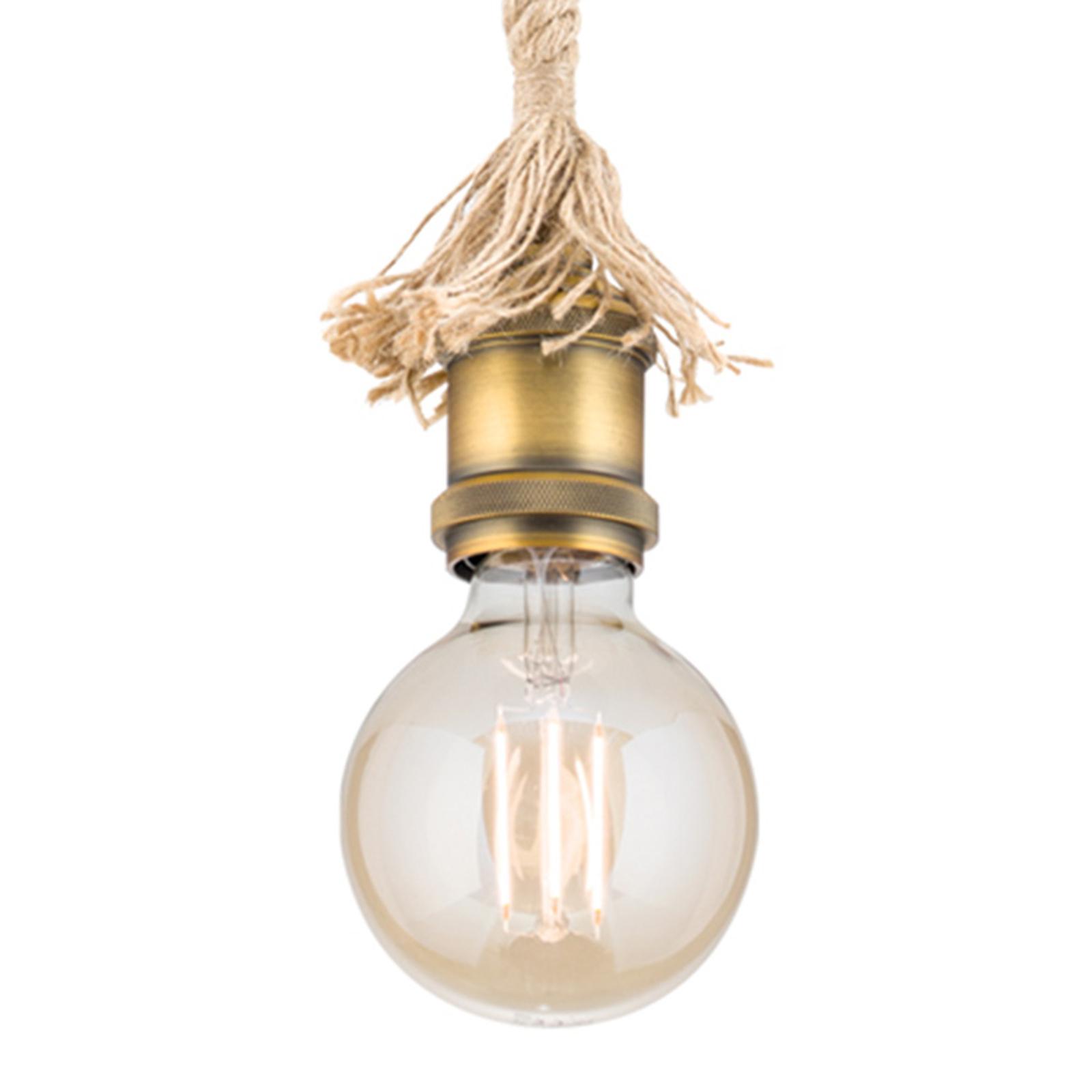 Lampa wisząca Bassena w stylu vintage