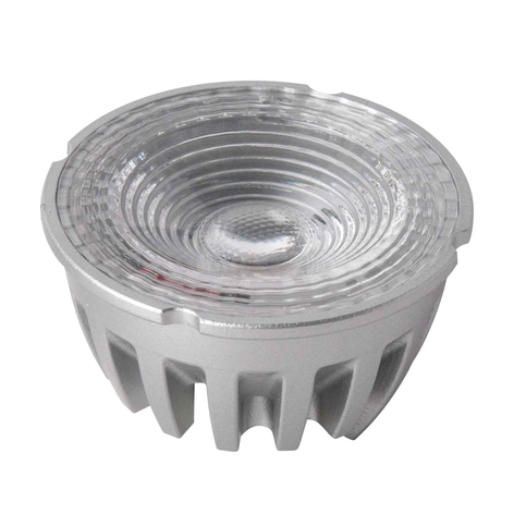 LED-Reflektor Puck Hybrid 6W dim to warm