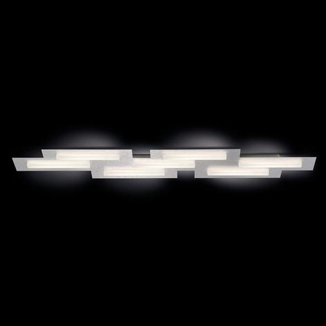 GROSSMANN Fis plafoniera LED di forma geometrica
