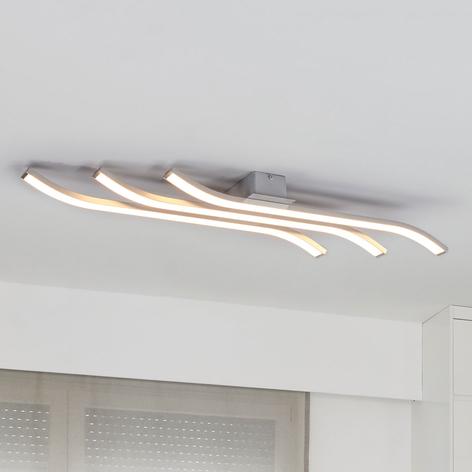 Innovadora lámpara LED de techo Largo