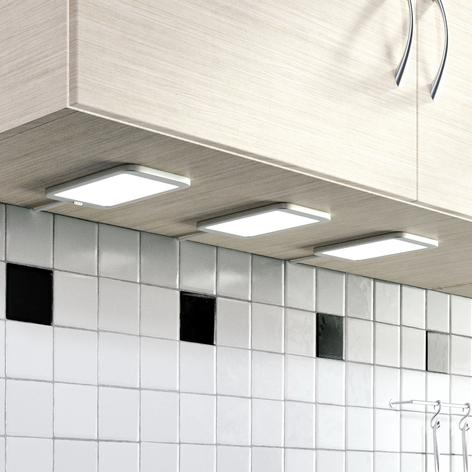 LED-benkarmatur Svela 3 sett