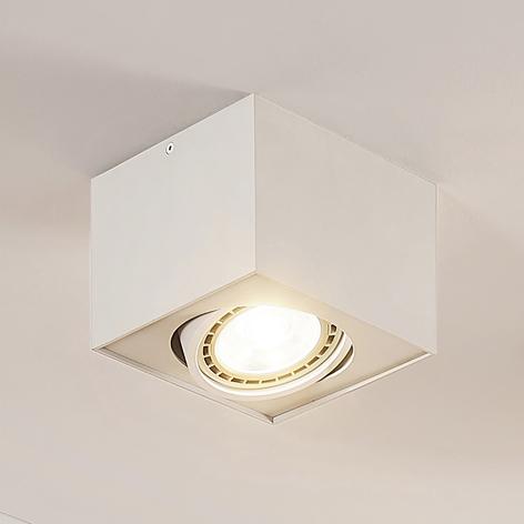Arcchio Dwight LED-Deckenspot in Weiß, 1-fl.