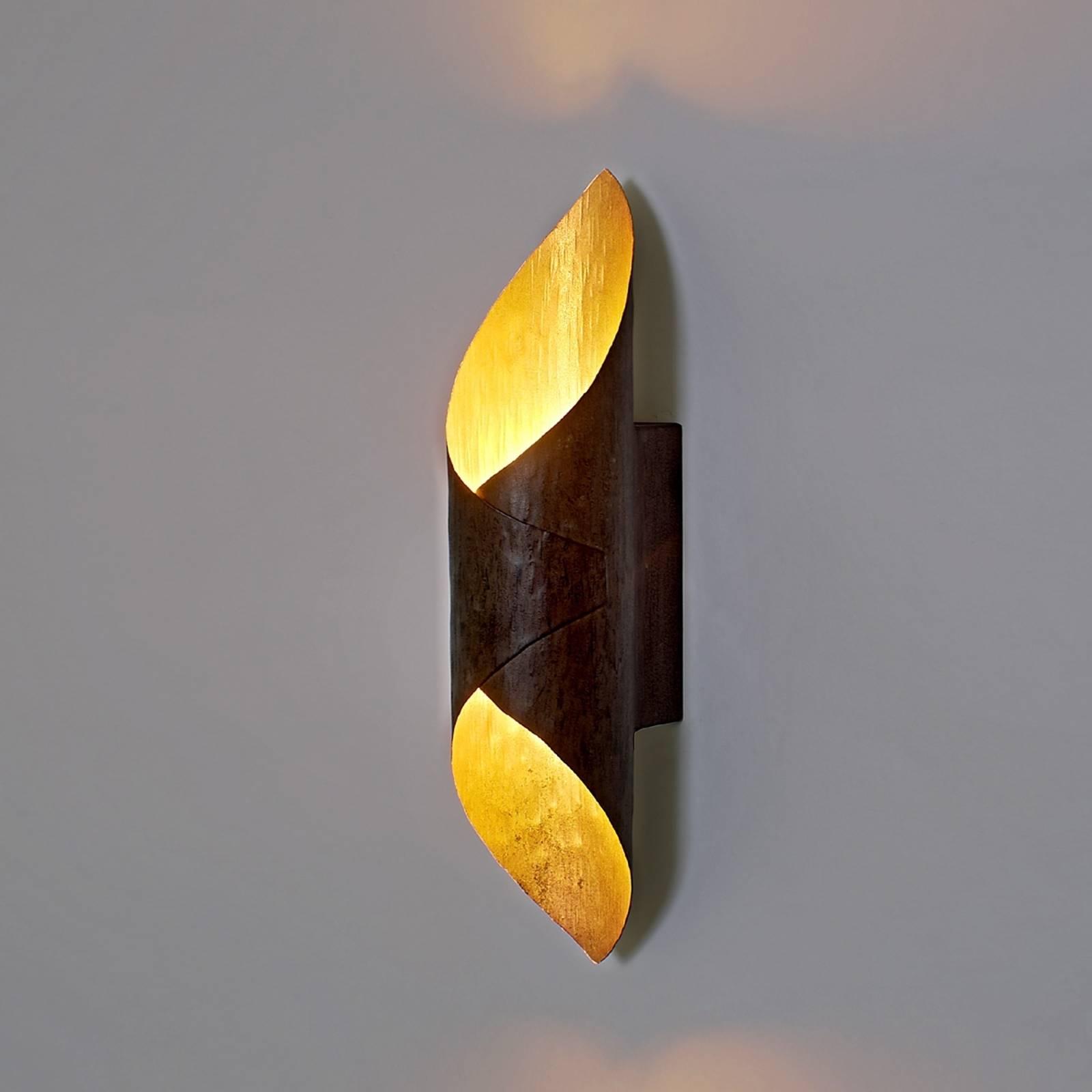 Applique LED Organo, hauteur 40cm