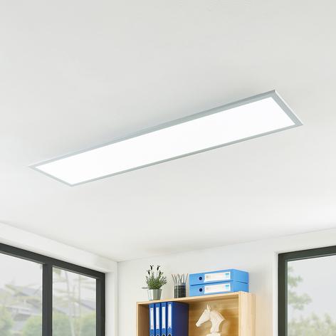 Arcchio Gelora LED-Panel, CCT, 120 cm x 30 cm