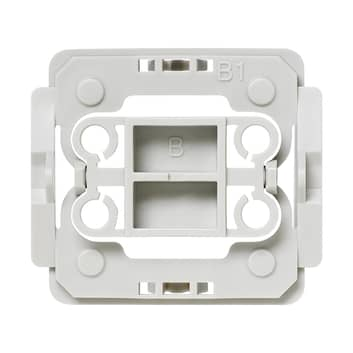Homematic IP-adapter for Berker-bryter B1 20x
