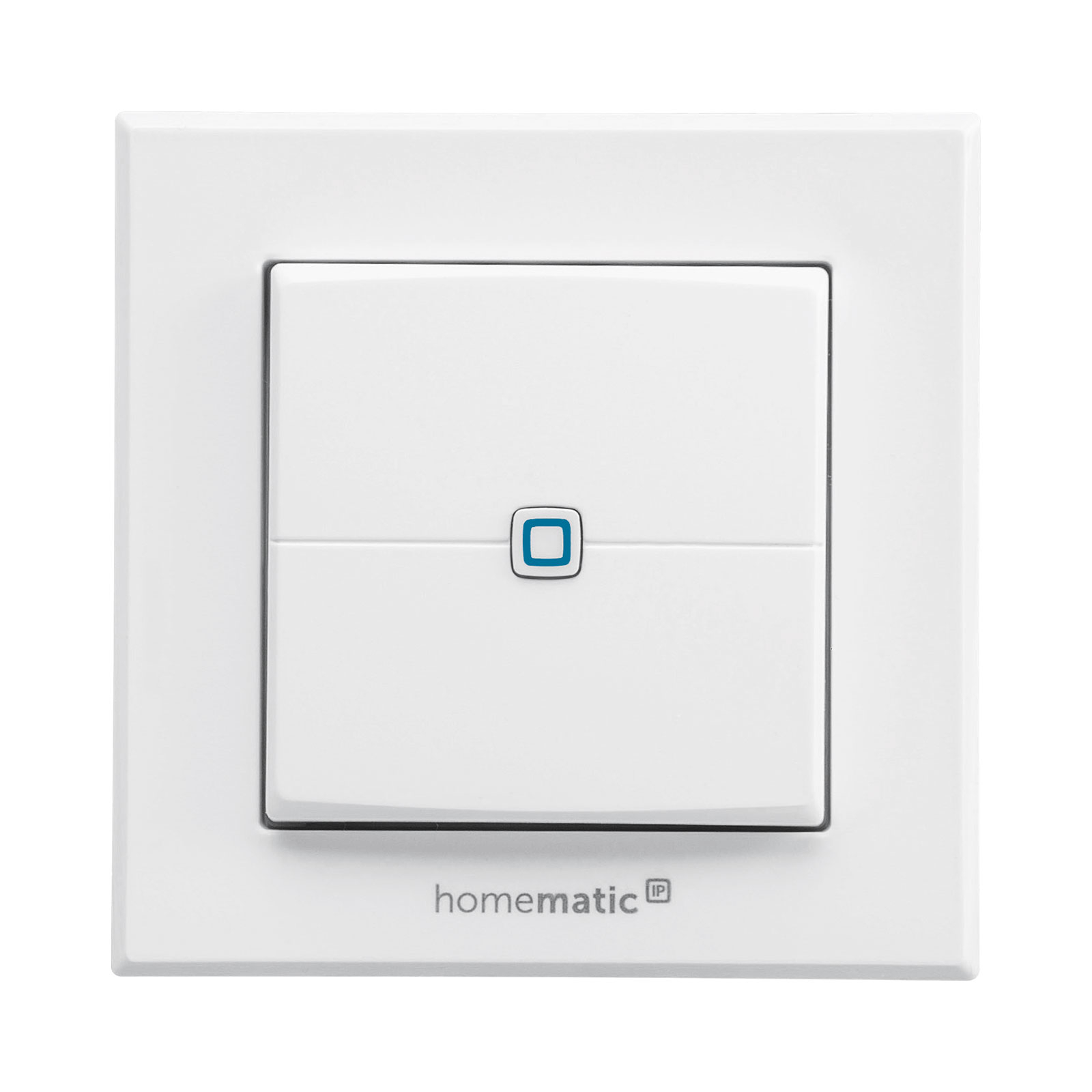 Homematic IP przycisk ścienny, 2-krotny