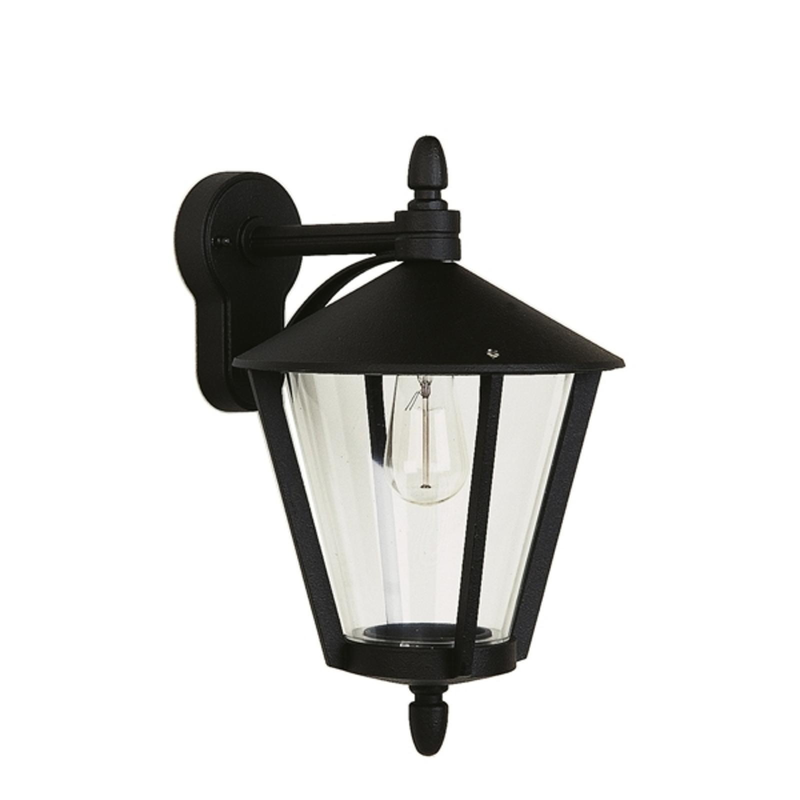 Stylowa zewnętrzna lampa ścienna 665 S