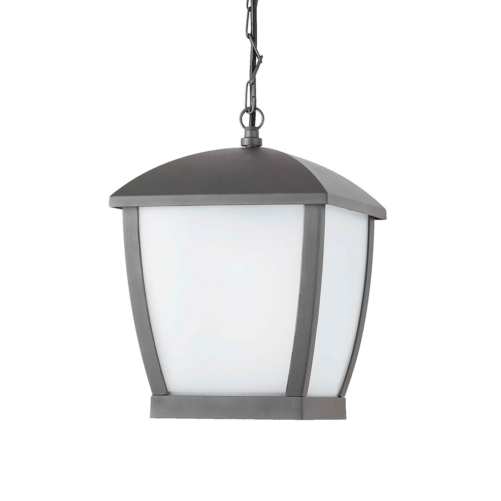 Stylowa lampa wisząca zewnętrzna Wilma