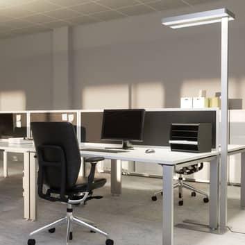 Logan - LED-gulvlampe til kontoret, med dimmer