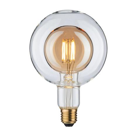 Paulmann globe LED E27 G125 Inner Shape 4W doré