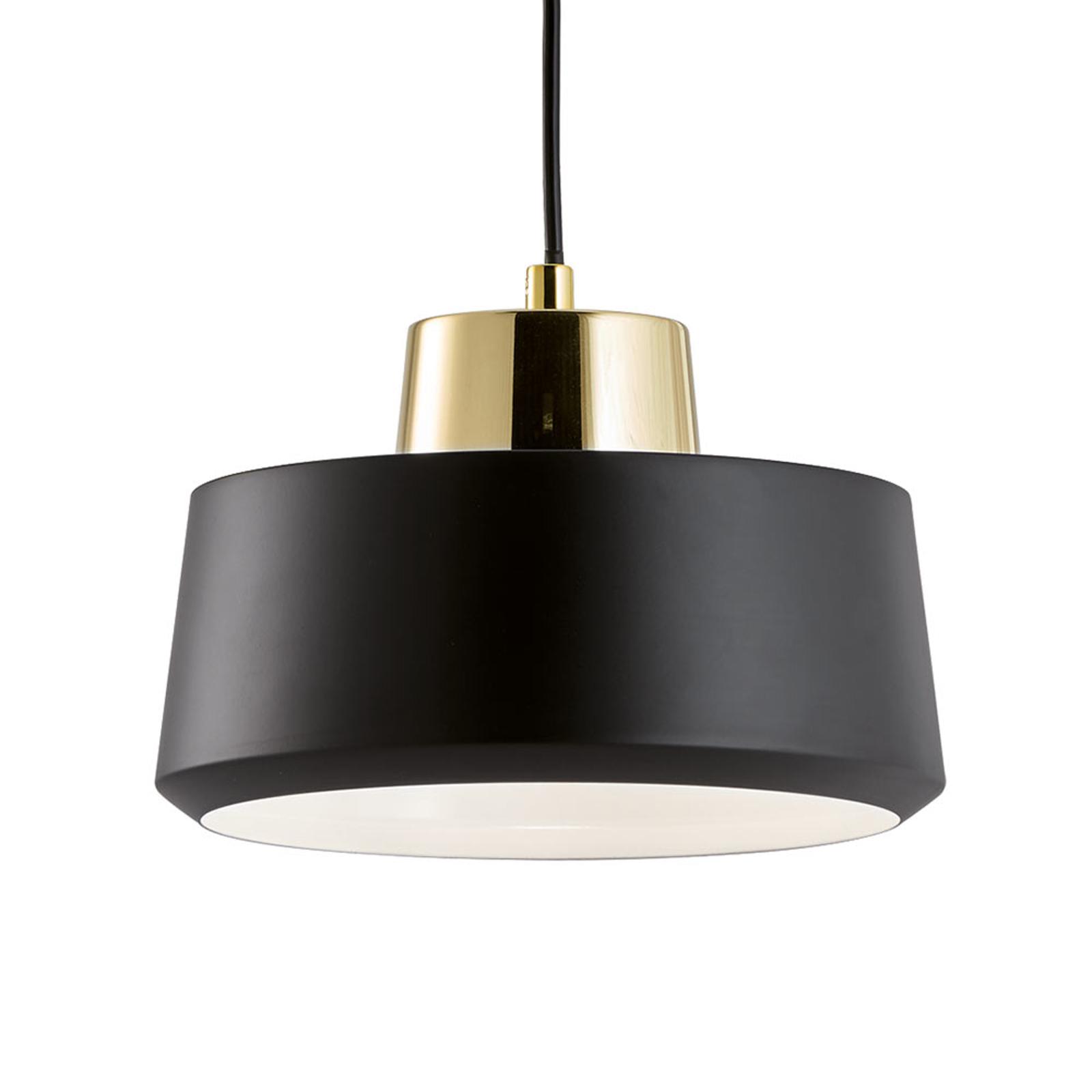 Moma - zwarte hanglamp van metaal