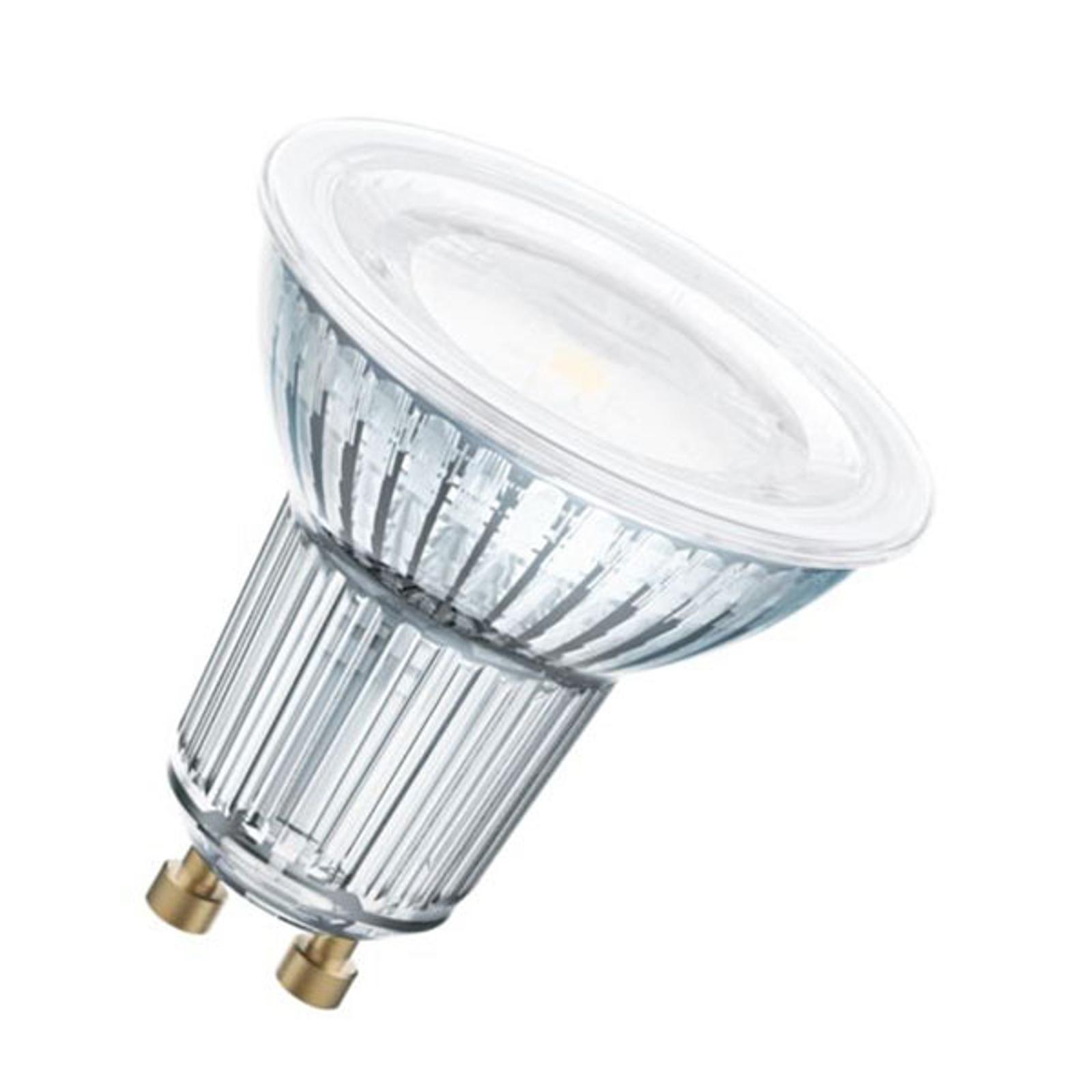 OSRAM LED-Glas-Reflektor GU10 8,3W 927 120° dim