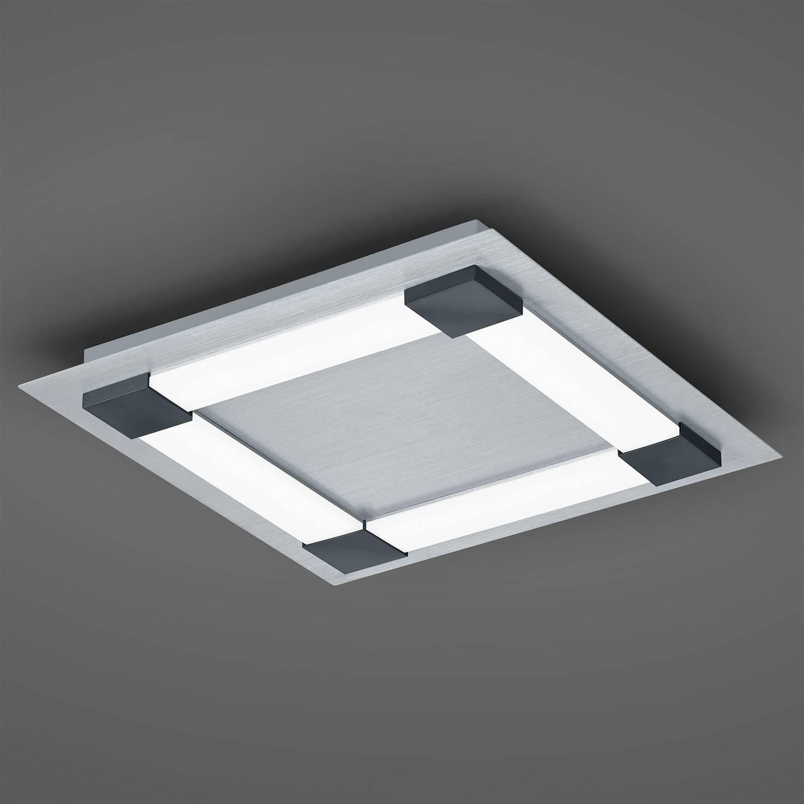 Bopp Plain lampa sufitowa LED 48x48cm sterowana