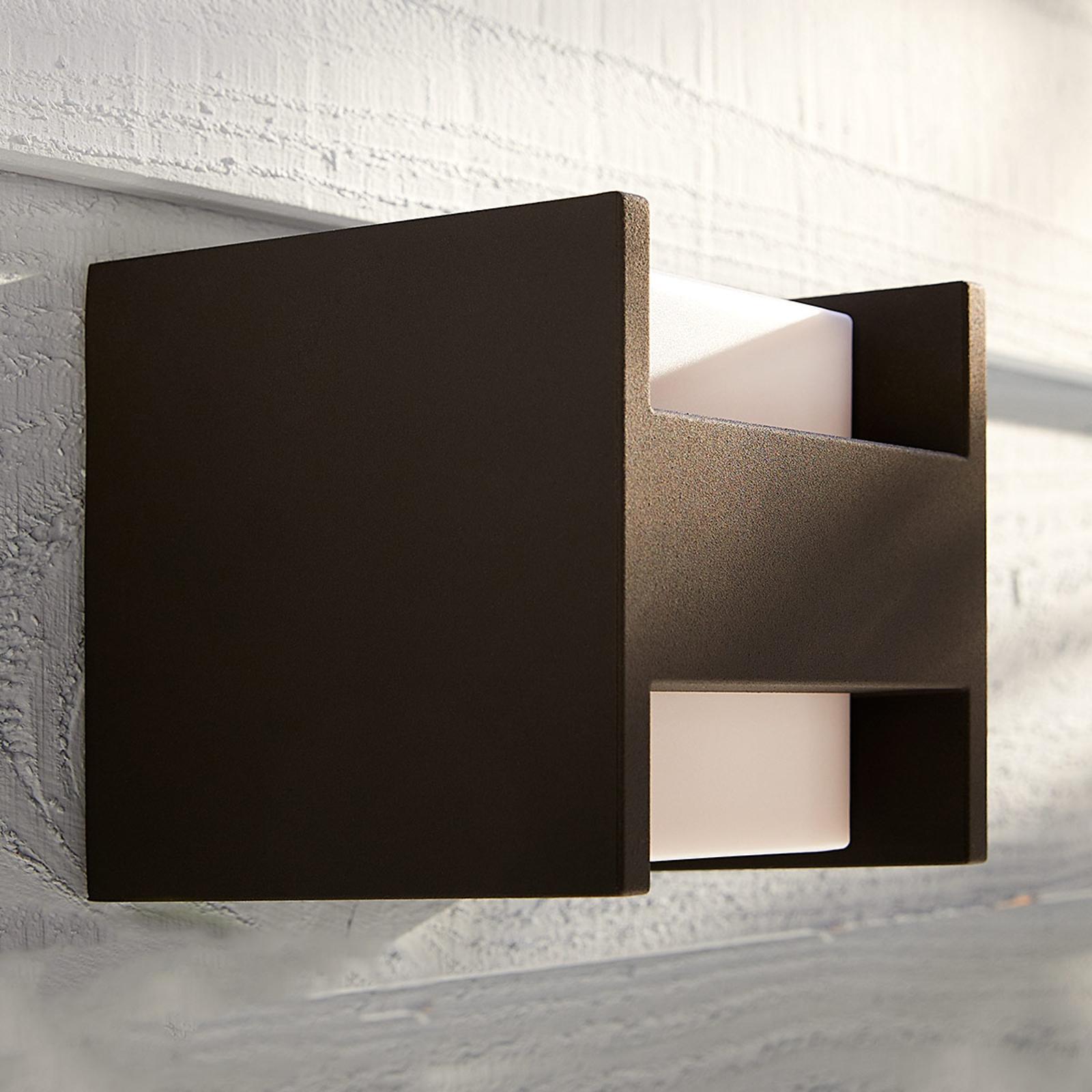 Philips Hue White Fuzo utendørs vegglampe, Up&Down