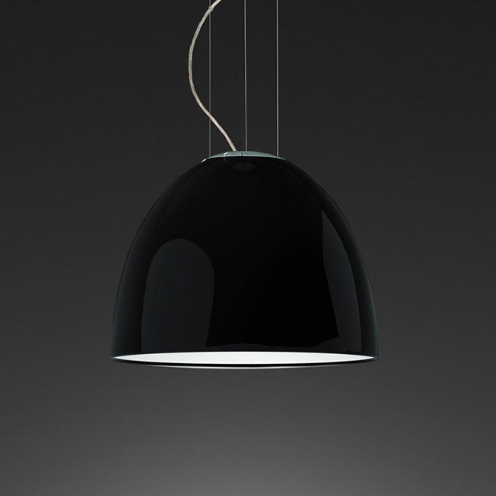 Pieni LED-design-riippuvalaisin Nur Gloss Mini