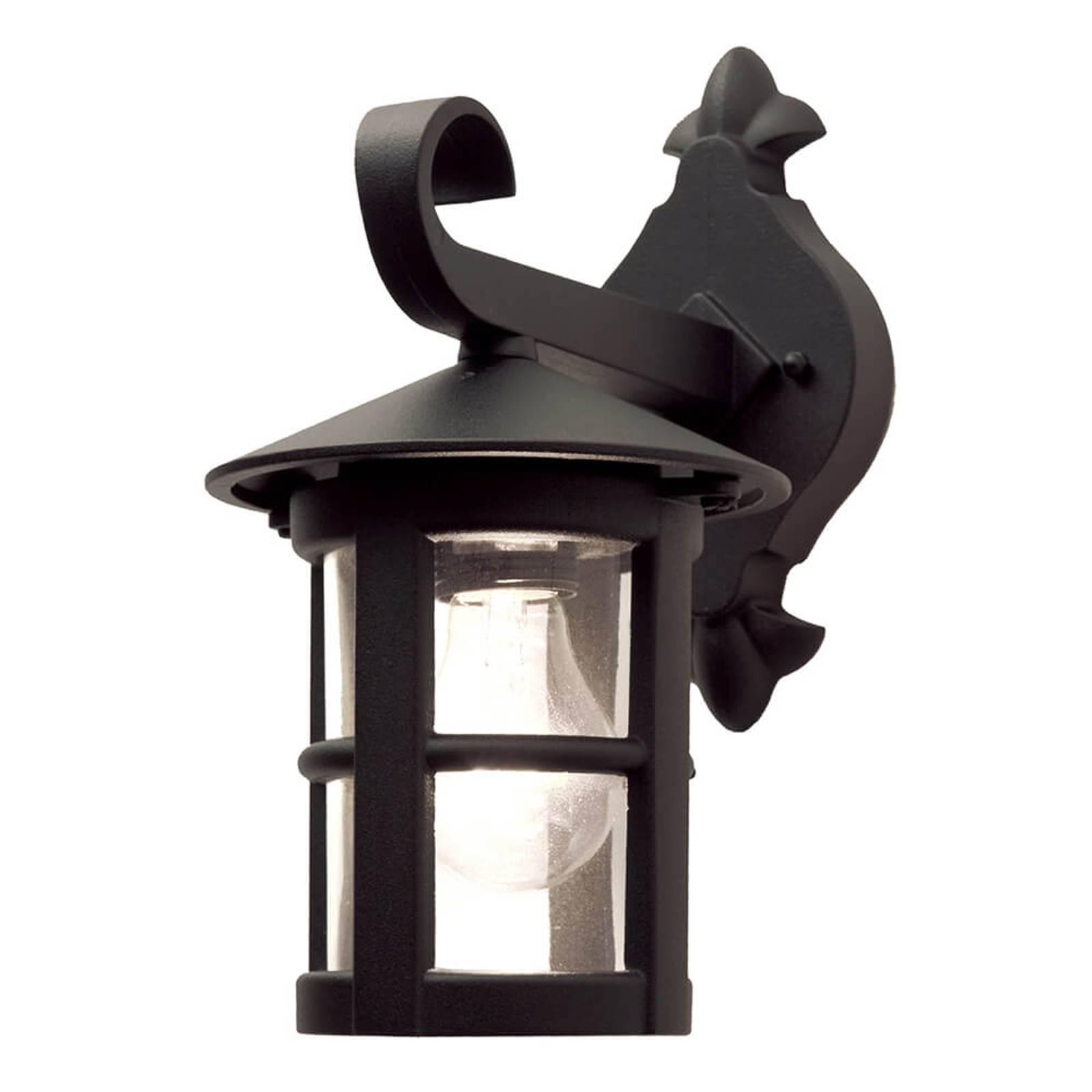 Billede af Hereford væglampe til udendørs brug, aluminium