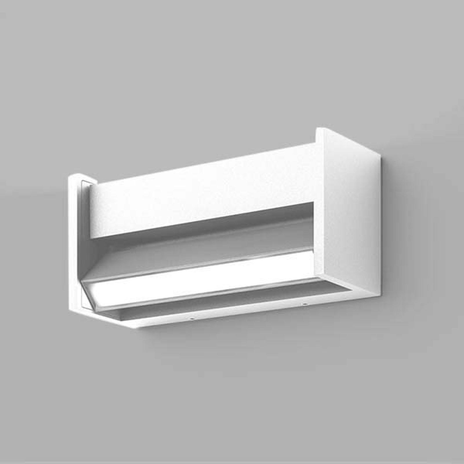 IP44.de Slat - LED-Außenwandleuchte, weiß