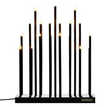 By Rydéns Elfugan chandelier, 19 lampes