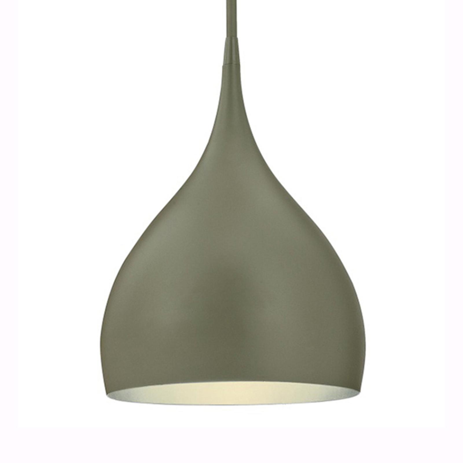 Westinghouse 6329340 lampa wisząca, matowa szara
